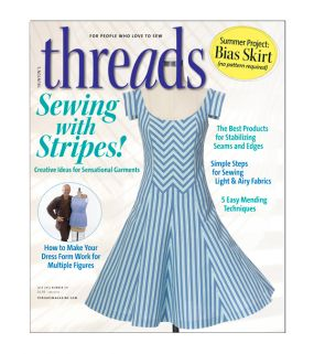Threads #161 cover